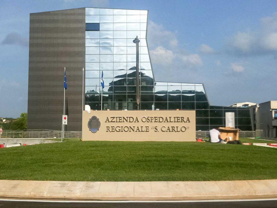 Ospedale San Carlo Potenza - Ecoclima
