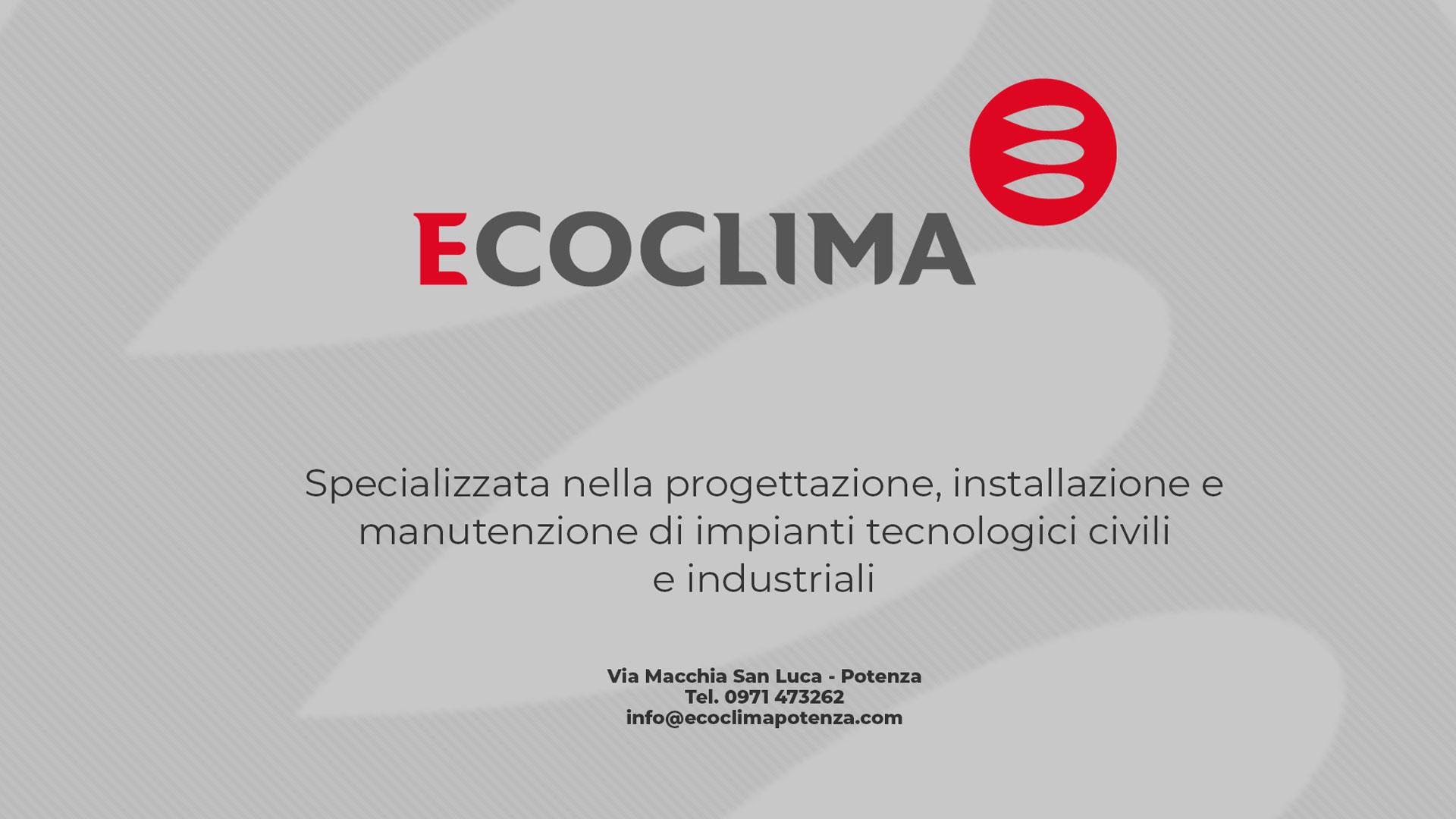 EcoclimaOne_Page